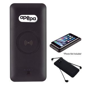 3-In-1 Wireless Power Bank